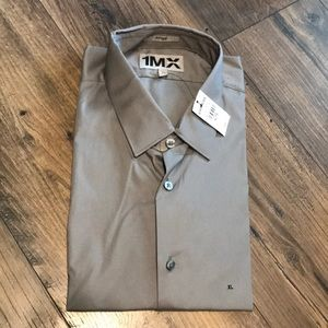 NWT men's Express dress shirt